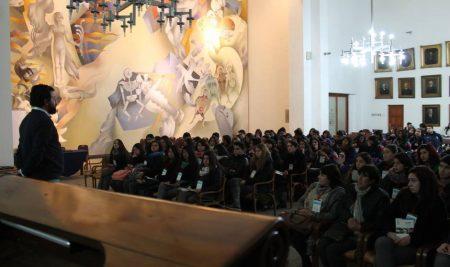 ¿Lenguaje, Física y Salud mezclados? Sí, es posible… | Conferencia Prof.  Josué Pino Castillo | 13 junio 10:30 hrs.