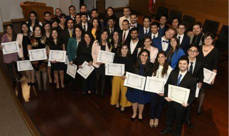 Felicidades a los/as nuevos Kinesiólogos/as de nuestra UChile