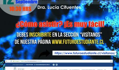 """Conferencia """"El genoma de los chilenos y nuestros orígenes ancestrales"""""""